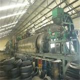 天清環保 廢輪胎煉油設備