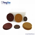 32*2.2mm grinding wheel  for Dental Alloy and Ceramic  Bridge & Brown