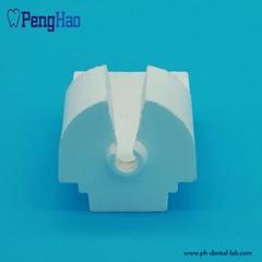 PH-4G  Dental Ceramic Quartz Crucible  For standard Kerr or other casting machin