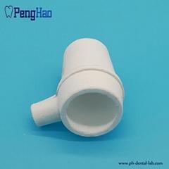 PH-2L  Dental Ceramic Quartz Crucible  For dental  casting machine( small vertic