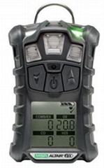 便携式四合一有害气体检测仪梅思安天鹰4X