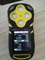 手持式有毒有害气体检测仪三合一