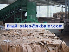 Plastic Bottle Horizontal Baler