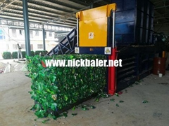 Cardboard Paper Baling Press Supplier