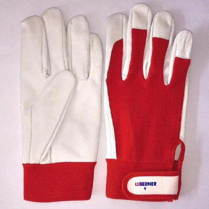 Goatskin Assembly Gloves Garden Gloves 2