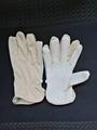 Goatskin Assembly Gloves Garden Gloves 3