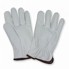 Sheepskin Tig Arc Welding Gloves