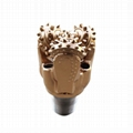 """API 17 1/2"""" IADC 517 Tricone Roller Cone Drill Bit for HDD Well Drilling"""