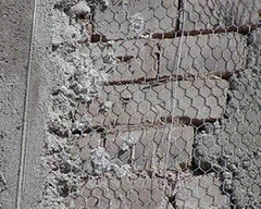 Superior Multi-purpose steel Mesh base for exteror plaster