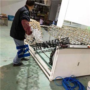 廠家定製小飾品往復噴漆烘道流水線 5
