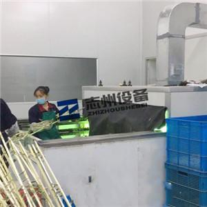 五金鋁配件窗花門花工藝品噴漆流水線 全自動UV漆噴塗 2