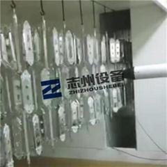 鎖具旋杯自動靜電噴塗線 上下往復機自動噴塗機