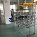 鎖具旋杯自動靜電噴塗線 上下往復機自動噴塗機 3