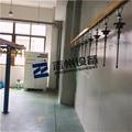 鎖具旋杯自動靜電噴塗線 上下往復機自動噴塗機 4