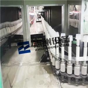 酒瓶蓋自動噴漆流水線 地鏈式自動噴漆流水線 自動噴漆流水線 2