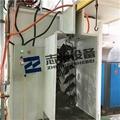 五金鎖具自動噴塑烘道流水線 門鎖自動噴塗線 2