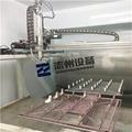 五軸二貨盤往復式自動噴塗機 往