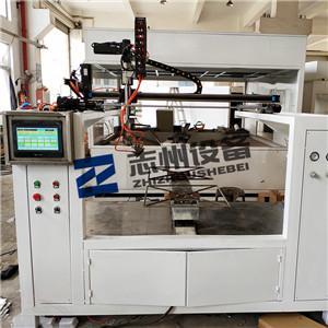 五軸二貨盤往復式自動噴塗機 往復式自動噴漆機 機器手噴塗機 4