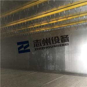 展具機器手噴塗流水線 懸挂式機器人噴漆生產線  3