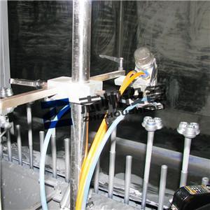 剃須刀外殼自動噴漆鍍膜流水線 剃須刀外殼自動噴漆生產線 2