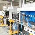 濾清器自動噴粉烘道流水線 汽摩配自動噴粉烘道生產線 2