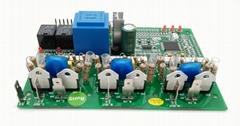 Heat pump soft starter RJ-ASSU380P15 for three-phase swimming pool heat pump