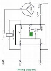瑞景单相220V1-3P空调压缩机软启动器