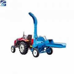 Agricultural feed processing straw silage hay chaff cutter for Singapore