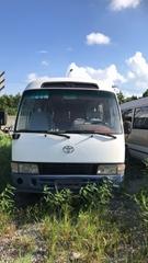 日本进口二手丰田考斯特30座小巴士