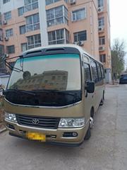便宜优质日本丰田考斯特29座中巴小巴士