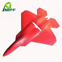 OEM service custom made EPP foam RC plane kits