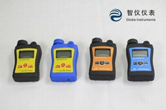 Portable single gas leak detector