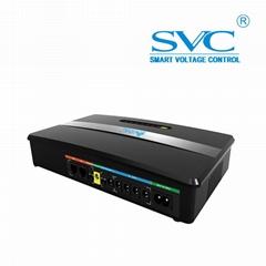 ECO mini dc ups 9V 12V 15V 24V battery backup for wifi router