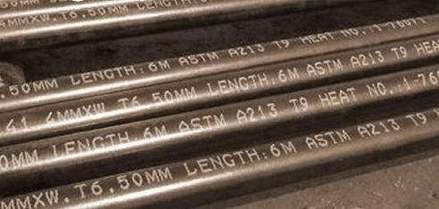 ASTM A335 Steel Ferritic Alloy Tubes Pipe 3