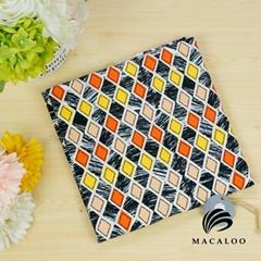 Floral digital printing 95 cotton 5 spandex lycra fabric