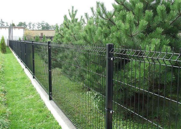 3D Wire Mesh Fence 3