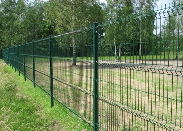 3D Wire Mesh Fence 4