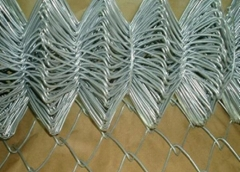 Galvanized or PVC Coated