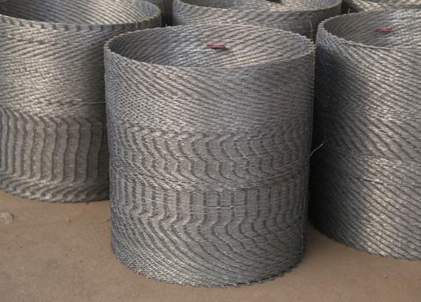 Ga  anized or PVC Coated Chain Link Fence 4