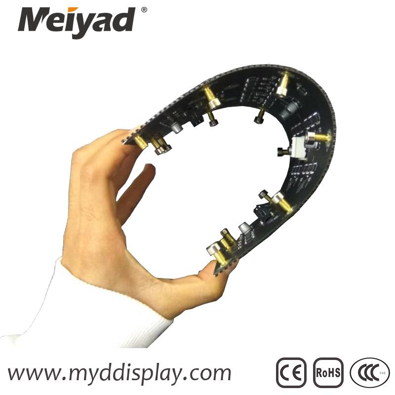 P3 Soft Indoor Flexible LED Display