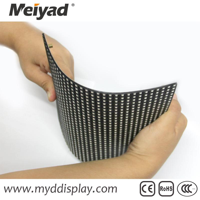 P6 Indoor Flexible LED Display 2