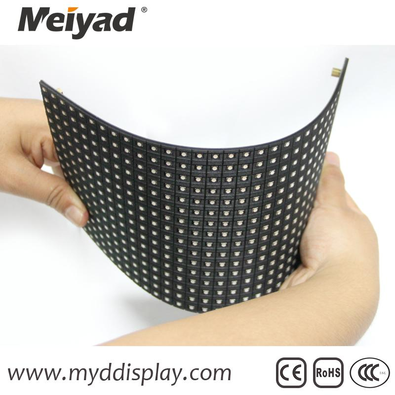 P8 Indoor Soft LED Screen 2