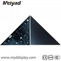 P4 Indoor Triangle LED Display Screen 2