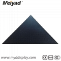 P4 Indoor Triangle LED Display Screen 3