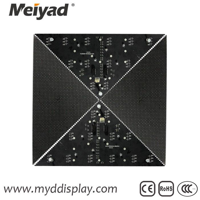 P5 Customized Triangle LED Display 336mm*475mm*240mm 1
