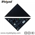 P5 Indoor Triangle LED Screen 160mm*226mm*113mm 3