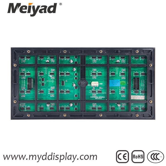 320X160 DIP P10 White Single Color LED Display 3