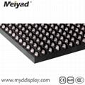 320X160 DIP P10 White Single Color LED Display 5
