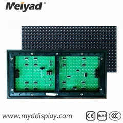 Blue Single Color 32*16 P10 Outdoor LED Module