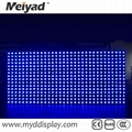 Blue Single Color 32*16 P10 Outdoor LED Module 2